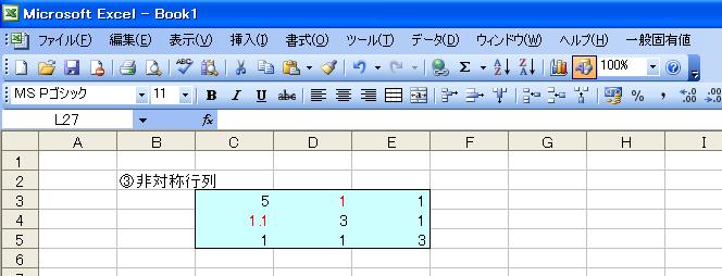 サンプルデータ・3
